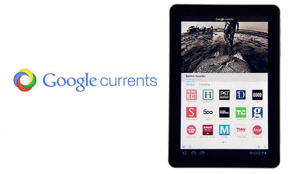 Google Currents disponible. Même pour les français !