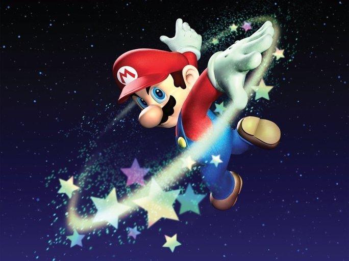 Super Mario. M.D ? plutôt G.S...