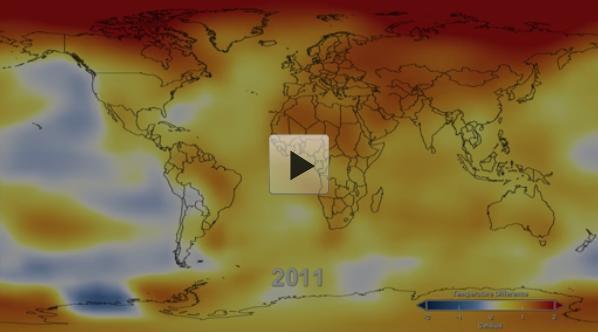 Pour fermer définitivement le clapet des climato-sceptiques !