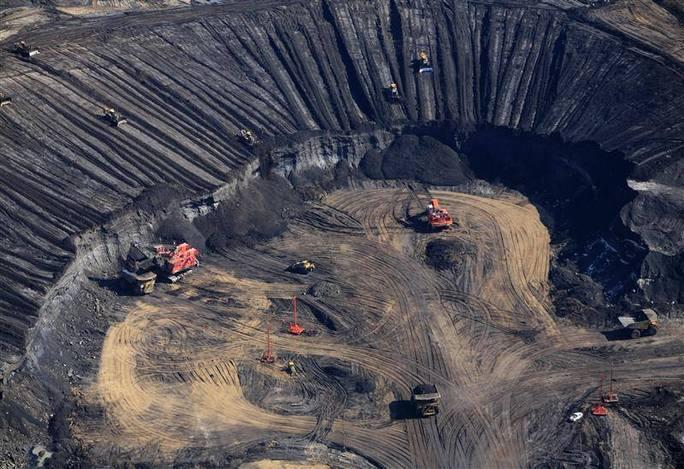 La France opte discrètement pour l'exploitation des sables bitumineux