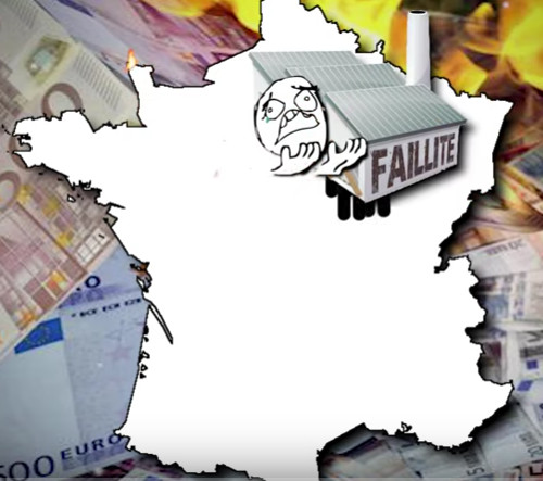 La mort clinique de l'euro