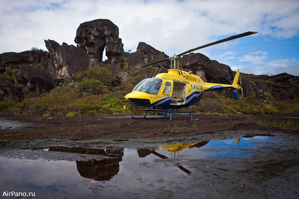 Magnifiques vues panoramiques aériennes avec Airpano.com