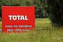 "Le scandale du ""gas flaring"""
