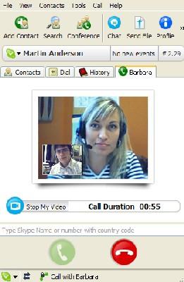 Quelques solutions pour utiliser Skype avec son téléphone mobile
