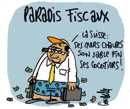 Des paradis fiscaux ? Quels paradis fiscaux ?
