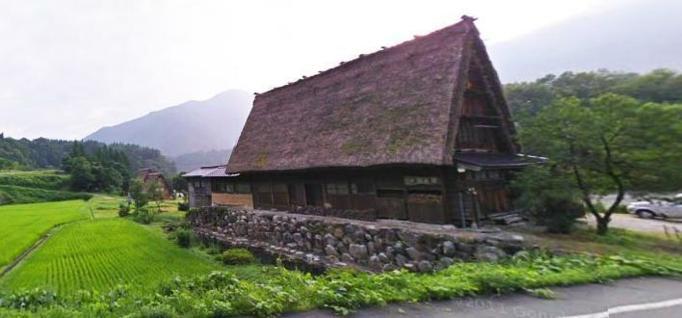 Villages historiques de Shirakawa-go et Gokayama (Japon)