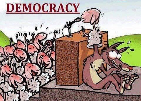 En marche pour la dictature?