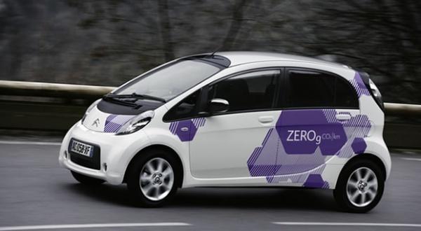 Louez une voiture électrique pour 90 € par mois !