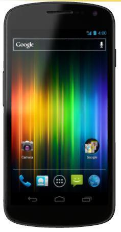 Mon Galaxy Nexus : mise à jour