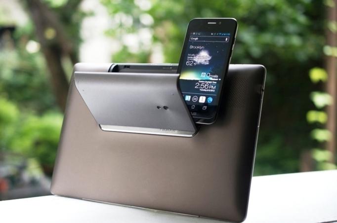 Asus Padfone : un tout-en-un qui ne doit rien à Apple