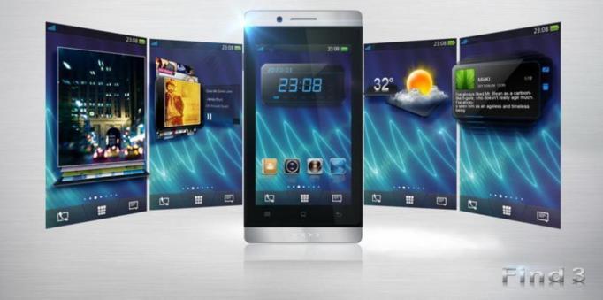 Le plus fin Smartphone du monde est ...
