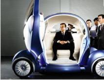 Mondial de l'auto: en France, la voiture se porte comme un charme
