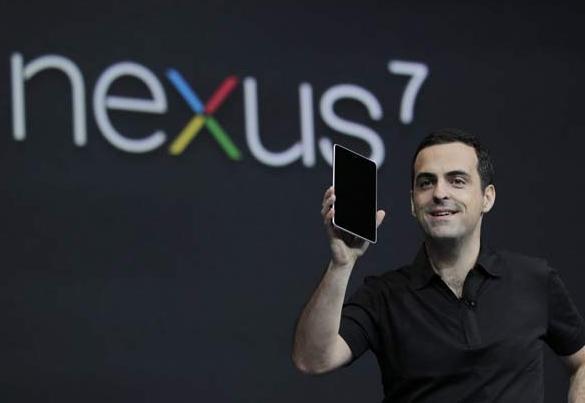 Augmenter le stockage de la Nexus 7 avec un câble OTG