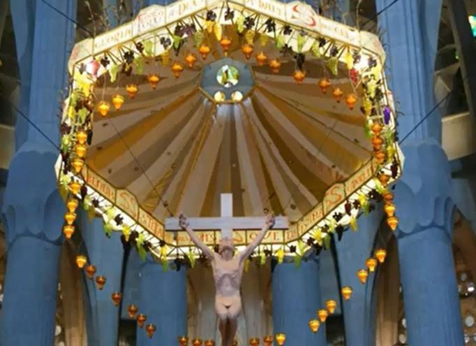 Ave Maria dans la cathédrale