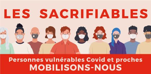 Macron tombe le masque : au lieu de continuer à protéger les personnes vulnérables, le gouvernement les à sacrifiés !