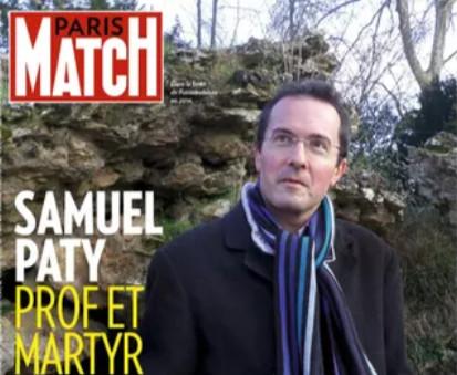 Samuel Paty, ad memoriam