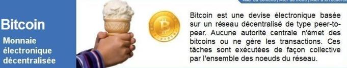 Bitcoin, la monnaie virtuelle qui agite le Web