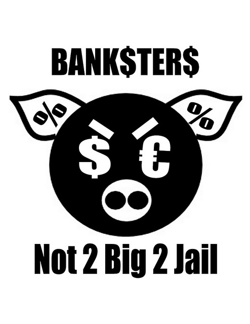 Too big to fail ? Not too big to jail (prison)