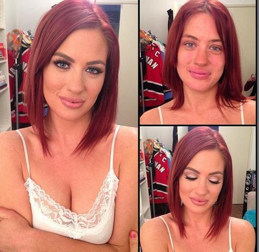 Les miracles du maquillage
