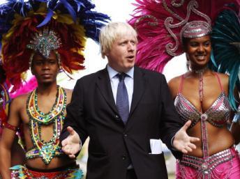 Boris Johnson : maire de Londres