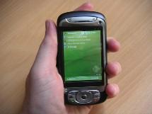 Qtek 9600, alias HTC TyTN ; l'ordiphone de mes rêves !