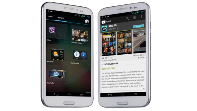 Zopo 950+ : une réplique du Galaxy Note 2, à moins de 200 euros !