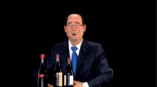 Hollande et Sapin aux Guignols de l'info