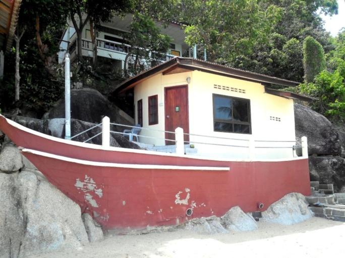 Ma maison de Koh Phangan