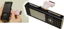 Utiliser une carte Sd dans un port mini SD !
