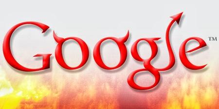 """Je rappelle que la devise de Google était à sa création, """"Don't be evil !"""""""