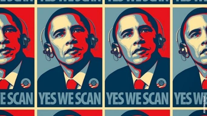 L'icone Obama pâlit un peu plus chaque jour.