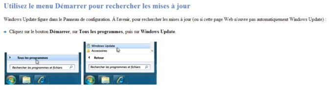 Mise à jour Windows 8.1