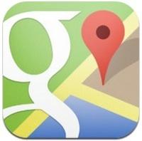 Enfin ! Google Maps, dernière version pour Android, inclut la navigation vocale pour la Thaïlande !