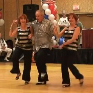 Les bons danseurs n'ont pas d'âge !
