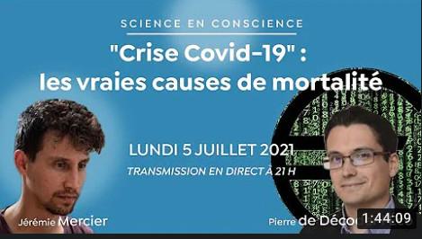 Covid-19 : les vraies causes de mortalité