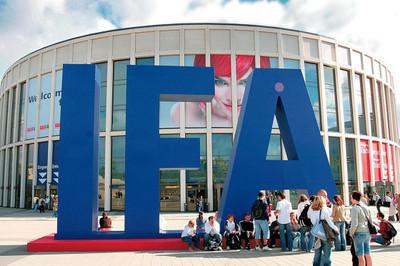 Les nouveautés de l'IFA Berlin