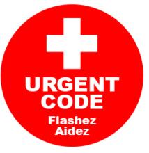 Urgent code : un QR code pour prévenir la famille en cas d'accident