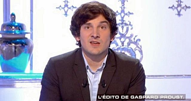 Gaspard Proust décode Hollande