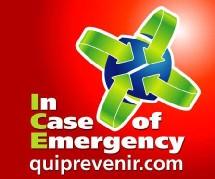 I.C.E (In Case Of emergency, En cas d'urgence)