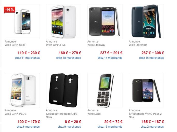 Le deuxième vendeur de smartphone en France s'appelle... Wiko !