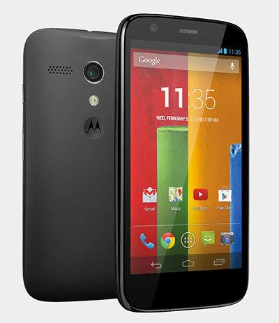 Motorola Moto G : la vraie bombe du mois !
