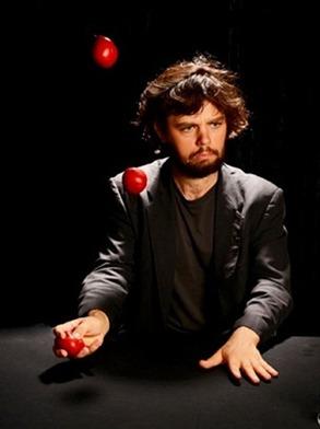 Yann Frisch, un magicien pas comme les autres