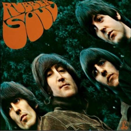 The Beatles : Rubber Soul