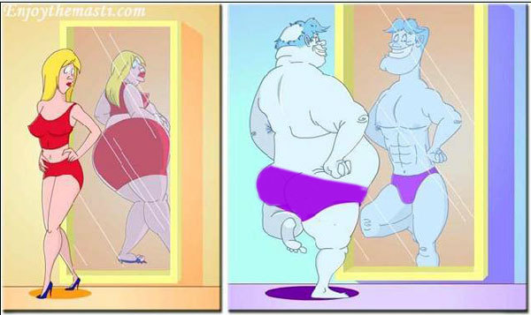 Etude compare des cerveaux de la femme et de l'homme