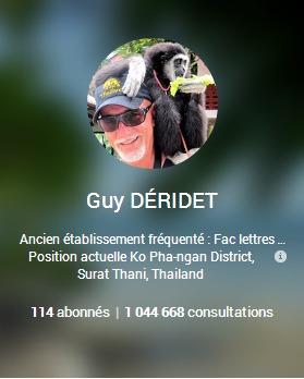 Tu l'as vu mon profil ? Qu'est ce qu'il a a mon profil ?