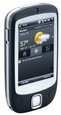 HTC Touch : Iphone killer ?