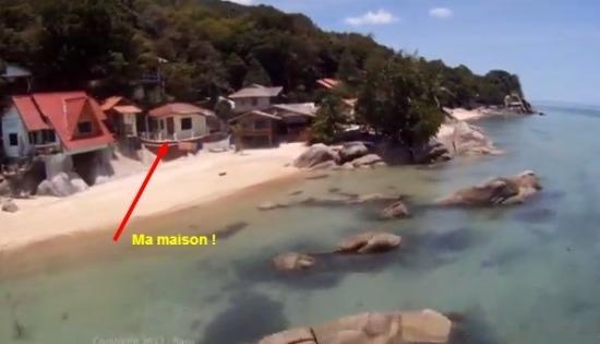 Koh Phangan, mon île