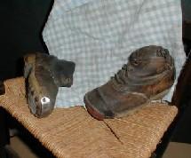Permis à point ; les nouvelles technologies, version chaussure à clous !