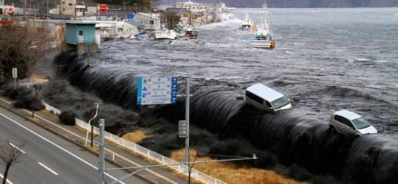 Puissance du tsunami