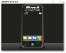 La réponse de Microsoft au Iphone : le Zunephone